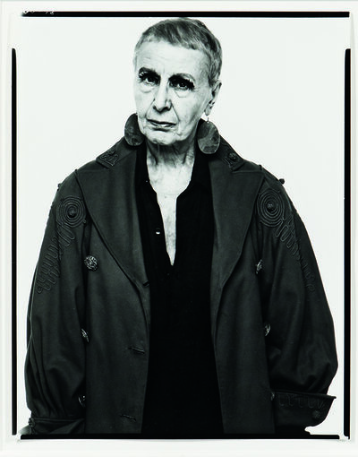 Richard Avedon, 'Louise Nevelson, Sculptress, New York City', 1975