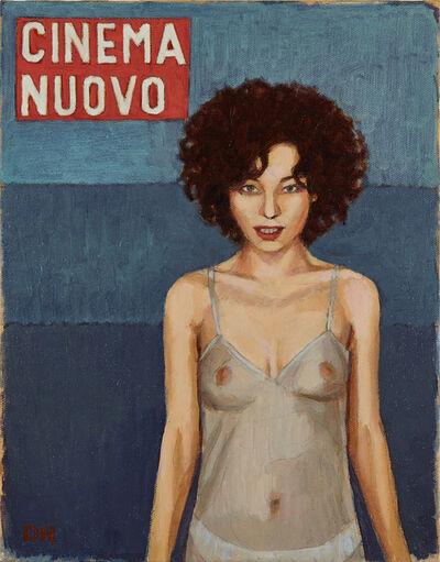 Duncan Hannah, 'Cinema Nuovo', 2020