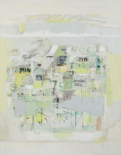 Sarah Grilo, 'Souvenirs de la campagne', 1982