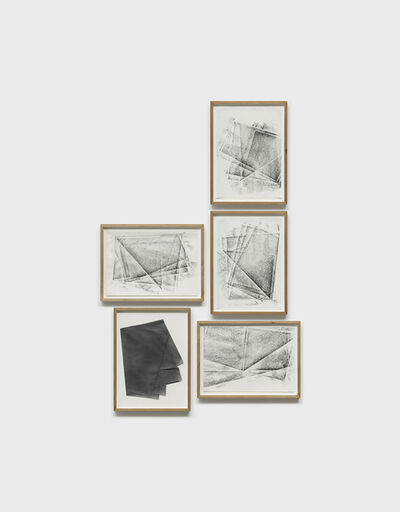 Carla Chaim, 'untitled (série duplos)', 2017