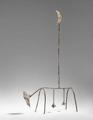 Fausto Melotti, 'La vacca lunatica', 1961