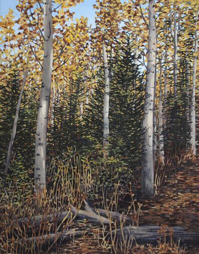 Vicki Kocher Paret, 'Willow Heights Trail #1', 2020
