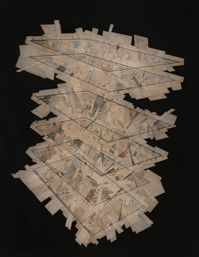 Gerhard Marx, 'Endless Column', 2019