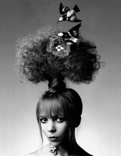 Clive Arrowsmith, 'Penelope Tree', 1971
