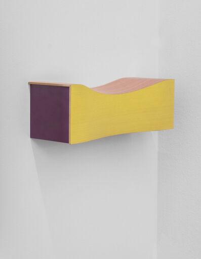 Martino Gamper, 'Back rest (sopra rosa).01', 2011