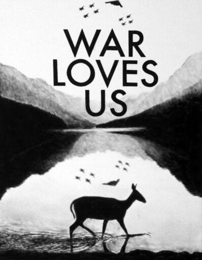 Florian Heinke, 'War Loves Us 03', 2016