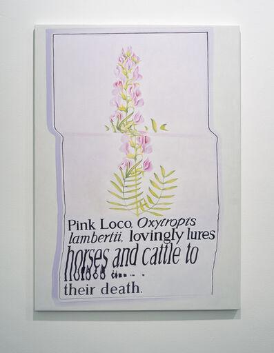 Jack Brindley, 'Pink Loco', 2015