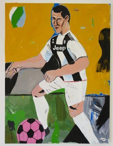 Anthony Rianda, 'Untitled (Cristiano Ronaldo)', 2018