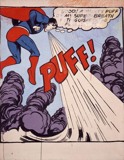 Andy Warhol, 'Superman', 1961