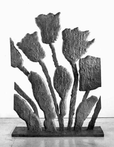Donald Baechler, 'Flowers (Cut Sides)', 2007-2009