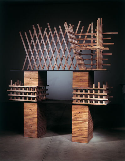 Ettore Sottsass, 'Cabinet no. 79', 2006