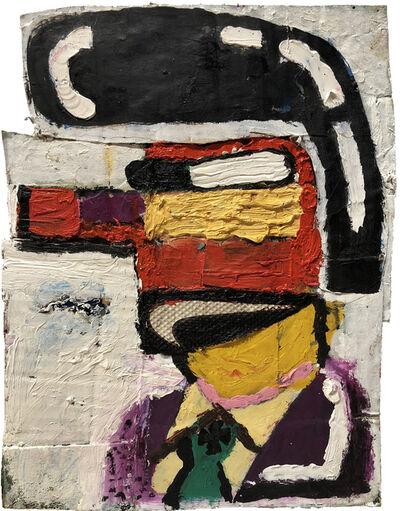 Bäst, 'Untitled (Head)', 2018