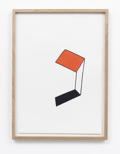 Lutz Fritsch, 'Gedankenräume', 2009