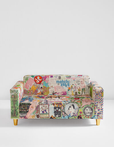Rob Pruitt, 'Studio Loveseat', 2014