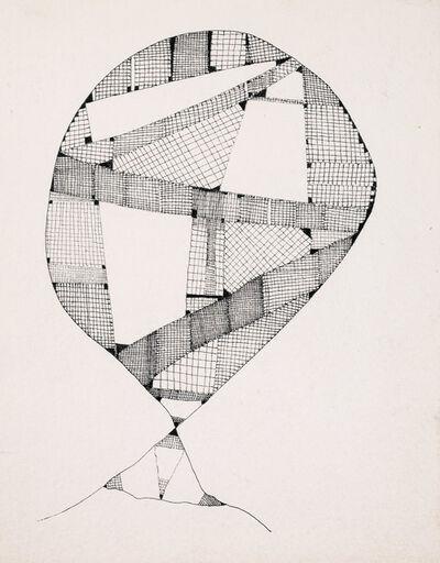 Huguette Caland, 'Untitled ', 2001