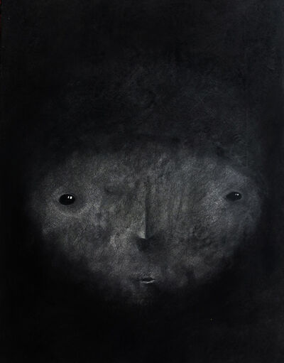 Iwan Effendi, 'Daydreaming face #1', 2019