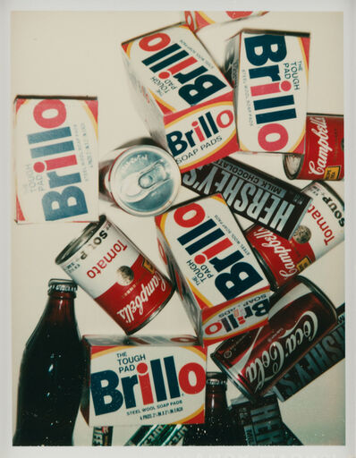 Andy Warhol, 'Brillo Boxes and Other Products', 1979