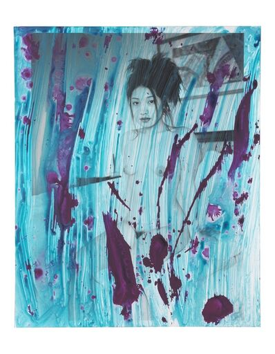 Nobuyoshi Araki, 'Alluring Hell', 2008