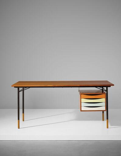 Finn Juhl, 'Desk, model no. BO69', designed 1953-produced late 1950s