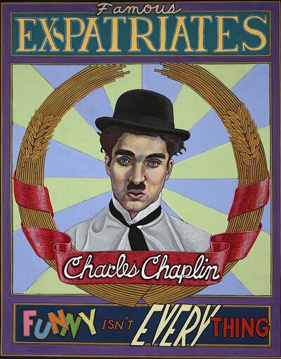 Jed Jackson, 'Famous Expatriates', 2014