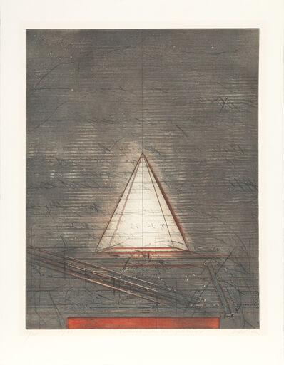 Karl Fred Dahmen, 'Semiotische Komposition', 1977
