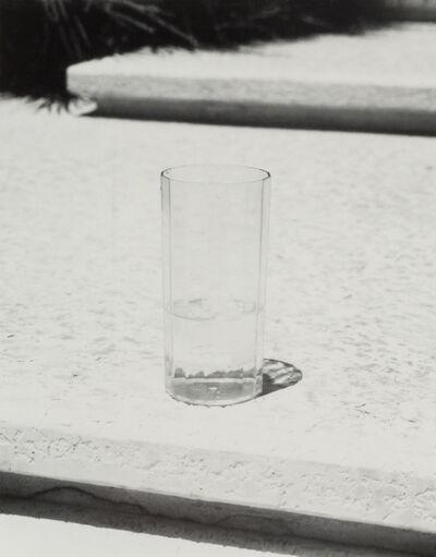 Harold Jones, 'John's Glass, from 'Light'', 1976