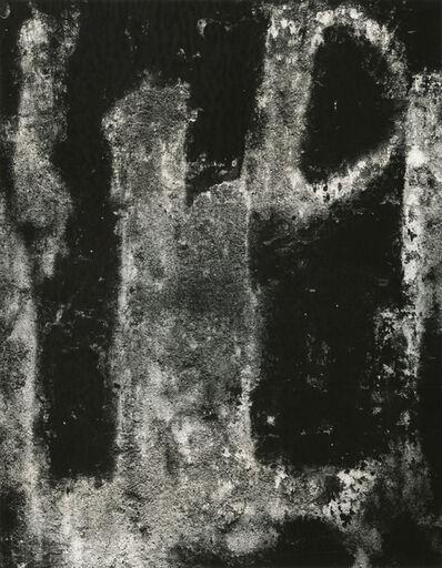 Aaron Siskind, 'Rome Hieroglyph 4', 1963