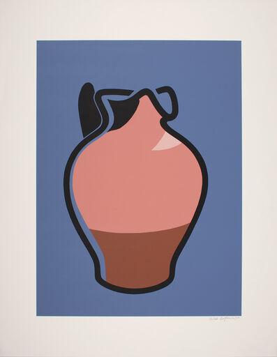 Patrick Caulfield, 'Brown Jug', 1981-1982