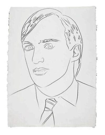 Andy Warhol, 'Jon Gould', ca. 1982
