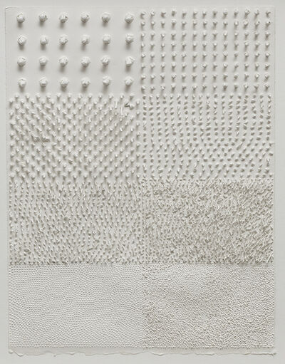Lars Christensen, 'White Structure / Manual #2', 2014