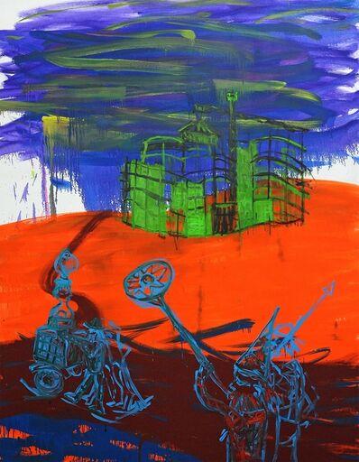 Gilles Rotzetter, 'Evening Empire 1/2', 2015