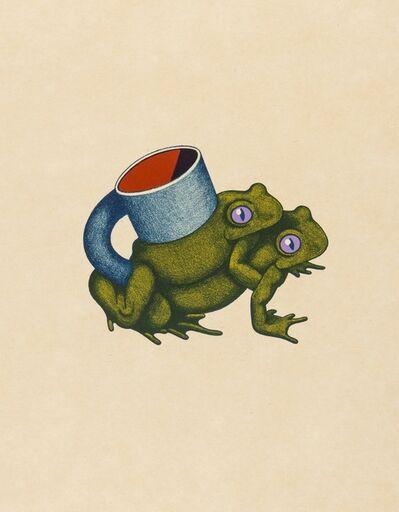 Ken Price, 'Double Frog Cup', 1968