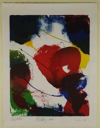 Paul Jenkins, 'At Stroke of Twelve', 1999