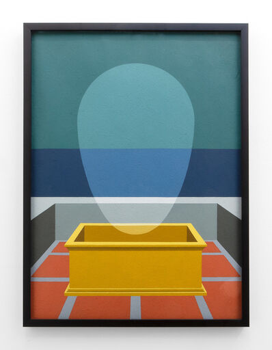 Clarence Holbrook Carter, 'Transection', 1972