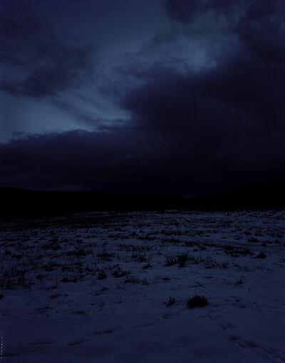 Sharon Harper, 'Sunset (Middlesex, Vermont), Winter Solstice, 21 Dec 5:00 PM', 2012