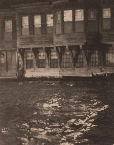 Baron Adolph De Meyer, 'Windows on the Bosphorus', 1911