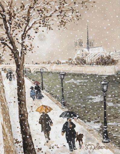 Fabienne Delacroix, 'Les Coulers de l'hiver', 2019