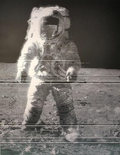 Victor Ash, 'Astronaut (Striped)', 2019