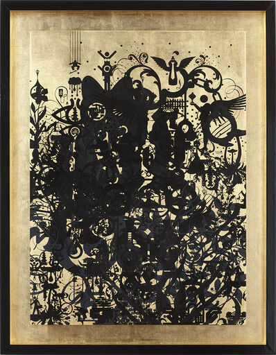 Ryan McGinness, 'The Perfect Puppet', 2014
