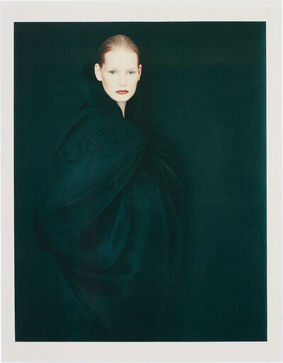 Paolo Roversi, 'Kirsten in Nero, London', 1989