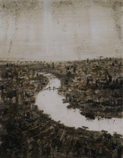 Enzo Fiore, 'Apocalisse Londra Studio', 2014