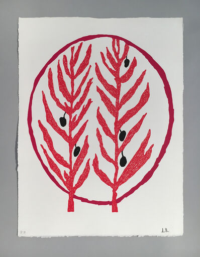 Louise Bourgeois, 'Olive Branch', 2004