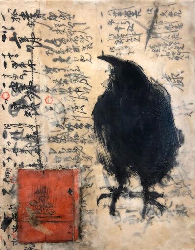 Catherine Eaton Skinner, 'Raven Speaks IV'