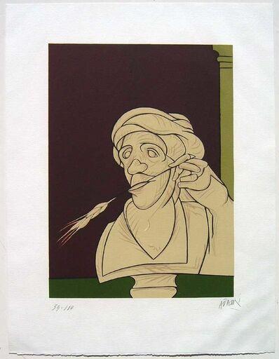 Valerio Adami, 'Stèle', 1982