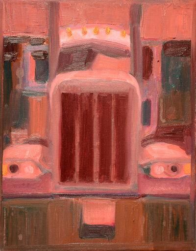 Adrianne Lobel, 'Red Truck I', 2015