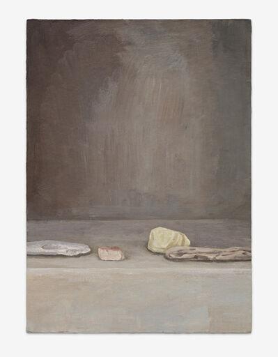 Albrecht Schäfer, 'Steine IV (Stones IV)', 2016