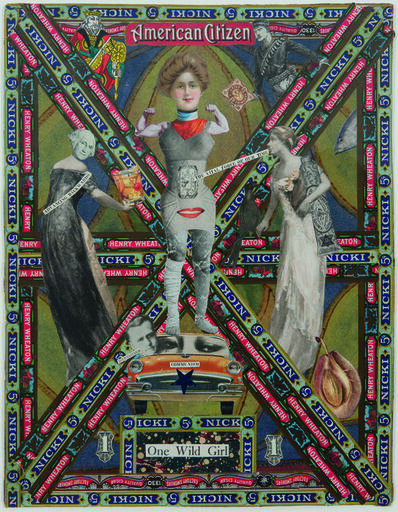 Felipe Jesus Consalvos, 'One Wild Girl', ca. 1920 -1950