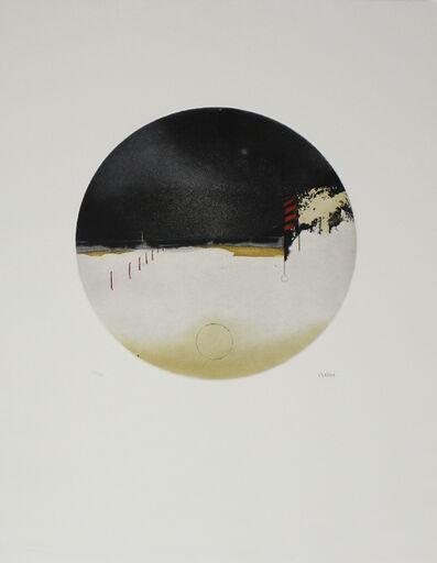 Tuvia Beeri, 'Cercle crépusculaire / Twilight Circle', 1987
