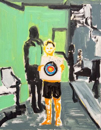 Carla Repice, 'Target practice', 2016