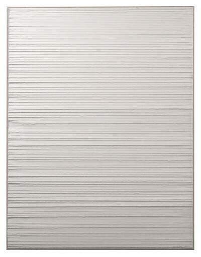 Leo Erb, 'untitled (Linienbild)', 1974